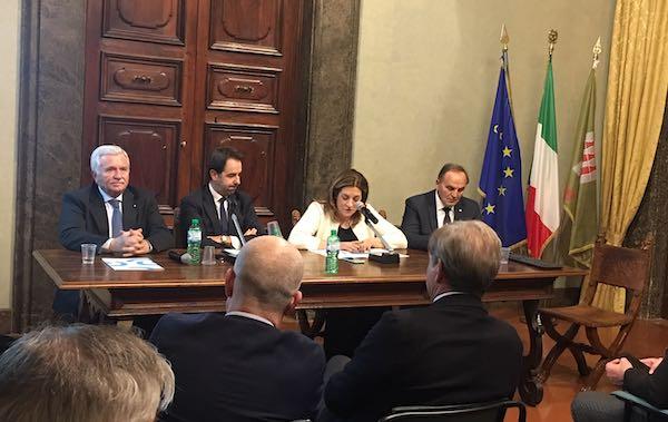 """""""Il valore della piccola impresa in Umbria"""". Indagine Cna, Confcommercio e Confartigianato"""