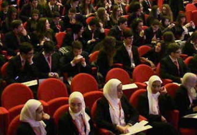 """Gli studenti dell'Iisst """"ambasciatori"""" per un giorno. All'Imun di Roma le simulazioni delle assemblee Onu"""