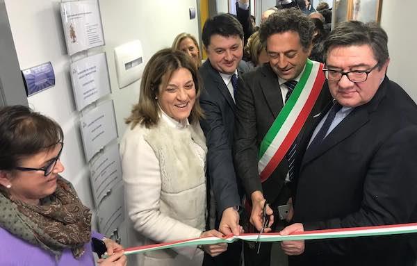 Inaugurate la nuova sede del Consultorio e la Risonanza Magnetica