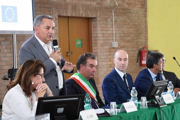 Accesa la fibra ottica, Castel Giorgio primo Comune d'Italia delle aree a fallimento di mercato