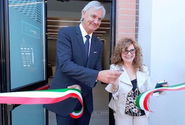 Inaugurato il nuovo Front Office della SII. Operativi gli uffici di Via Farini