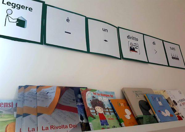 Alla Biblioteca Comunale inaugurata la Sezione InBook