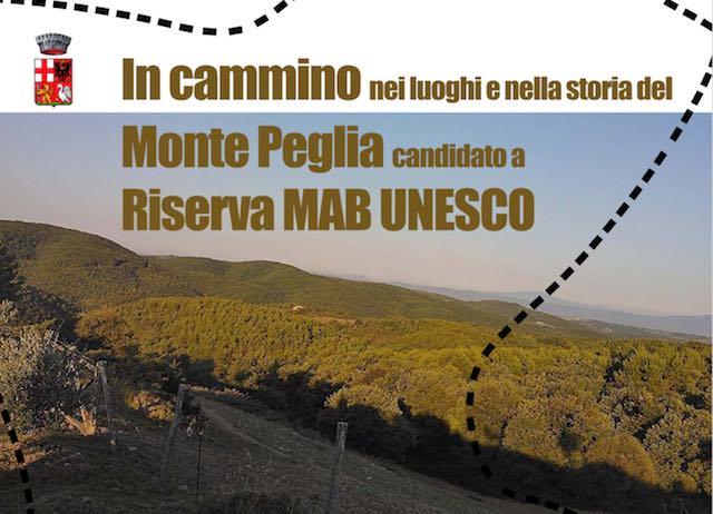 In cammino nei luoghi e nella storia del Monte Peglia, candidato a Riserva Mab Unesco