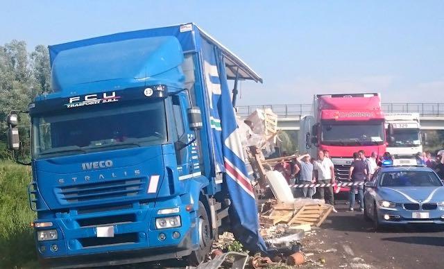 Incidente tra i caselli autostradali di Fabro e Chiusi, muore una 37enne
