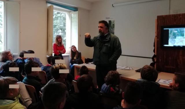 Studenti dell'Alto Orvietano a lezione di storia del territorio