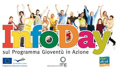 """Alla Sala del Governatore Info day locale sul programma """"Gioventù in azione"""""""