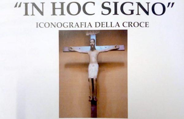 """""""In Hoc Signo. Iconografia della Croce"""". Conferenza di don Ugo Falesiedi"""