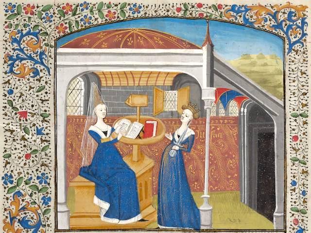 """""""Vergine Bella/Pulchra Virgo. Otto secoli di poesia e musica al femminile"""""""