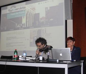 """Orvieto """"intensamente semplice"""". Presentato inorvieto.it, progetto di promozione territoriale edito dalla Fondazione CRO"""