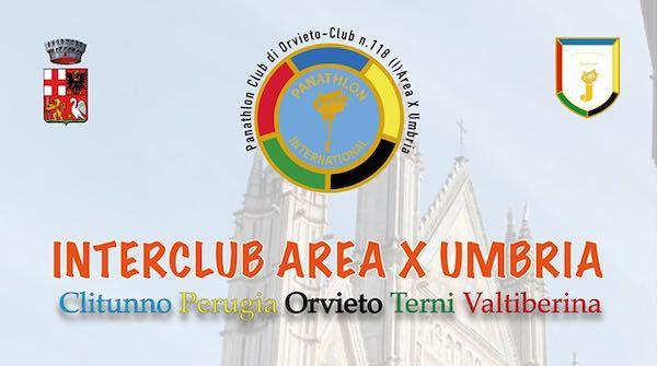 Sulla Rupe, il Raduno dei Club Panathlon dell'Umbria