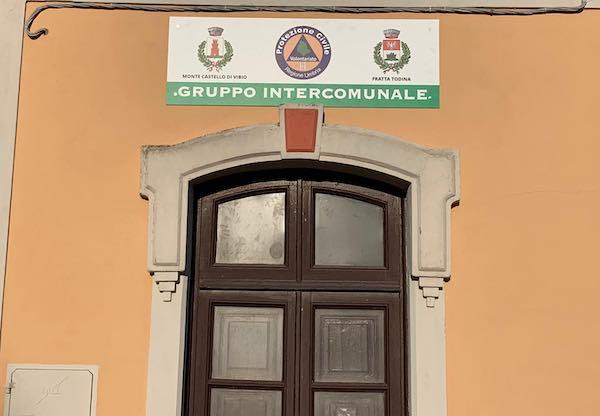 Nuova sede per il Gruppo di Protezione Civile Intercomunale