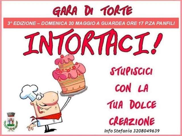 """Intortaci!"" in Piazza Pietro Panfili. Terza edizione per la gara di torte"