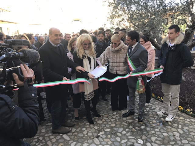 """""""Intrecci"""", inaugurata la scuola di alta formazione della famiglia Cotarella"""