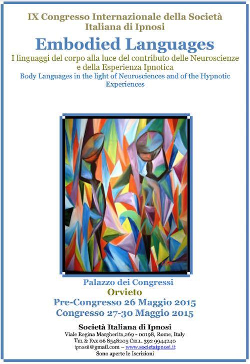 """Al Palazzo del Popolo, via al convegno """"I linguaggi del corpo alla luce del contributo delle Neuroscienze e della Esperienza Ipnotica"""""""