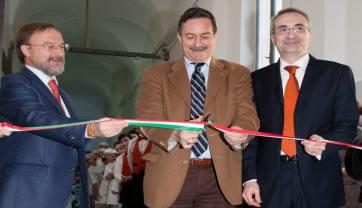 Inaugurati i laboratori di eno-gastronomia e ospitalità alberghiera all'Istituto Professionale