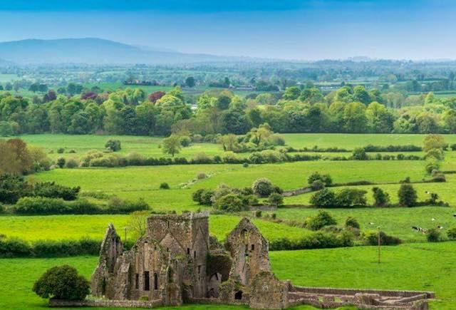 Un legame tra Orvieto e l'Irlanda, nel nome della tradizione
