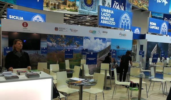 Umbria in vetrina all'International Travel Trade Show di Berlino