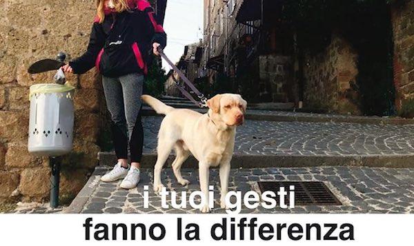 Decoro urbano, Ronciglione ama i cani...e i proprietari responsabili