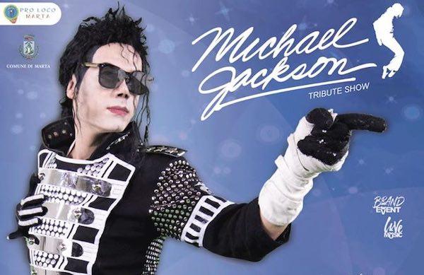 """Omaggio al re del pop con """"Jackson One - Michael Jackson Tribute Band"""""""