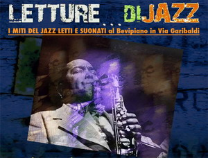 """Ultima lettura di Jazz al Bevipiano. Aspettando Umbria Jazz Winter - Charlie Parker """"Bird"""" per """"Venti Ascensionali #9"""""""