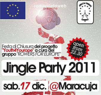 JINGLE PARTY- La Grande Festa di Radio Orvieto Web al Maracuja