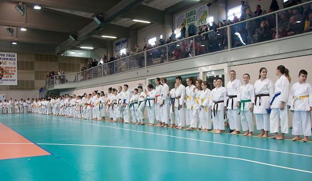 Karate, Coppa Nazionale Confederata. Il risultato del lavoro congiunto di Fik e Fiam