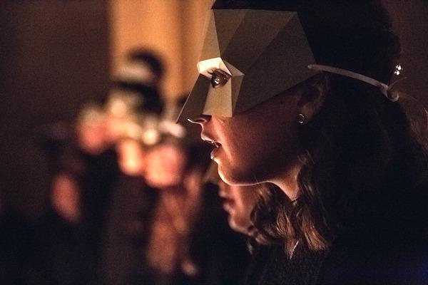 "Centinaia di candele nel Convento per ""A Christmas Karol"""
