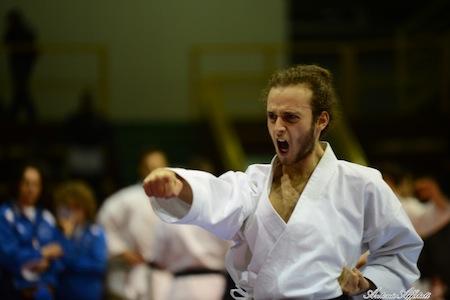 Fine settimana all'insegna del karate a Santa Marinella