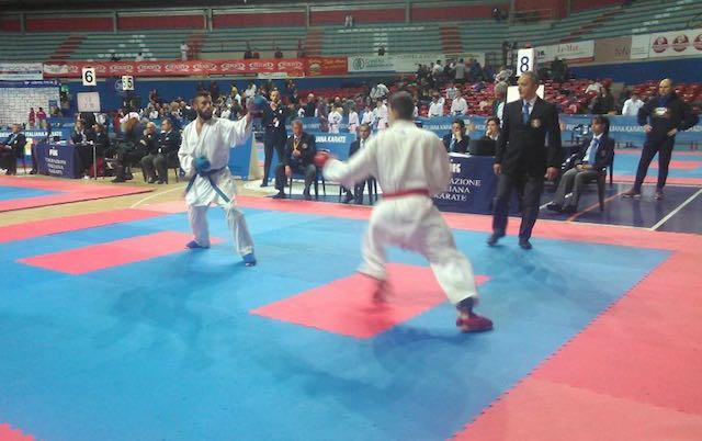 Fine settimana all'insegna del karate, campionato italiano e Coppa Italia FIK