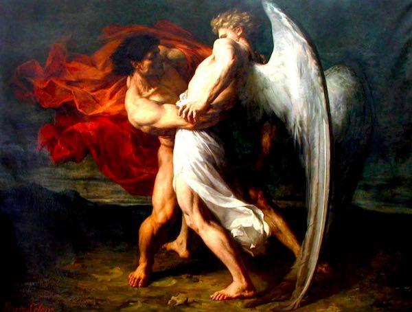 La bestia e l'angelo