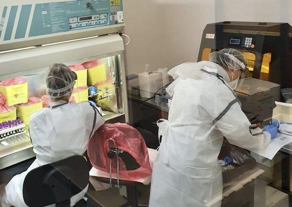 Coronavirus ancora in crescita. In provincia di Viterbo 42 nuovi casi positivi
