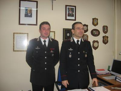 Bilancio 2009 per la Compagnia Carabinieri di Orvieto. Impegno a 360 gradi per gli uomini dell'Arma