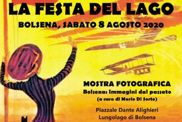 """""""Bolsena: immagini dal passato"""" in mostra alla Festa del Lago"""