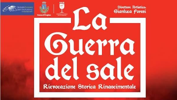 """Torgiano rievoca """"La Guerra del Sale"""" con la direzione artistica di Gianluca Foresi"""