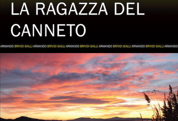 """Marco Pareti presenta il libro """"La ragazza del canneto"""""""