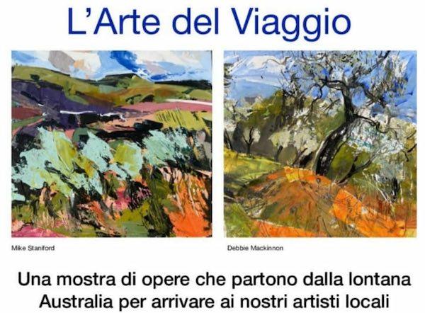 """Da Betzenstein a Baschi, accoglienza all'Antiquarium con """"L'Arte del Viaggio"""""""