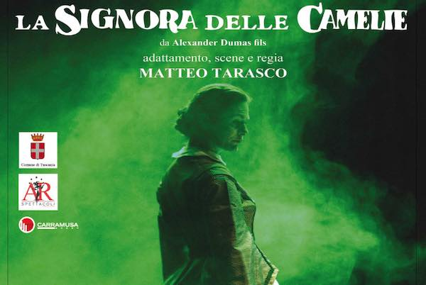 """Sul palco del Rivellino va in scena """"La Signora delle Camelie"""""""