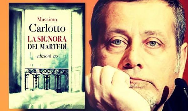"""Massimo Carlotto presenta il libro """"La Signora del Martedì"""""""