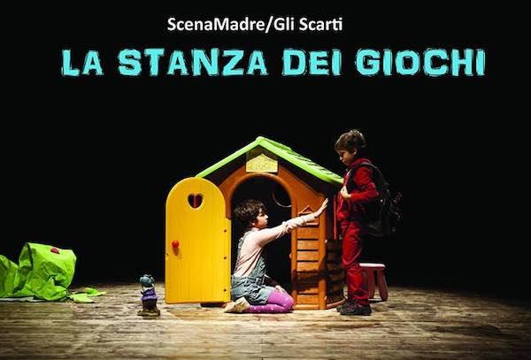 """Per """"Il Villaggio del Teatro"""" va in scena """"La Stanza dei Giochi"""""""