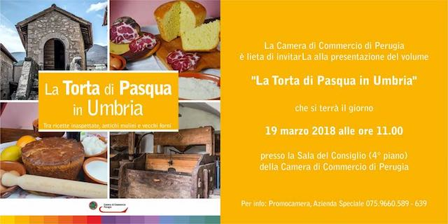 """Si presenta il volume """"La Torta di Pasqua. Tra ricette inaspettate, antichi mulini e vecchi forni"""""""