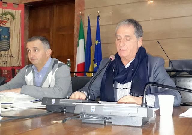 Provincia, approvato il bilancio di previsione. Manovra da 100 milioni e 800mila euro