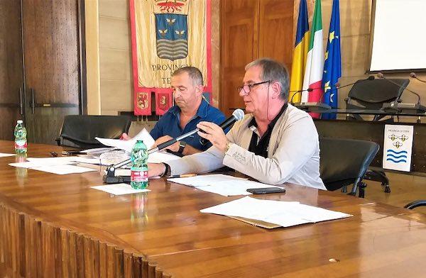 Il Consiglio Provinciale approva il bilancio di previsione
