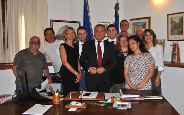 Il sindaco Giampiero Lattanzi nomina la giunta