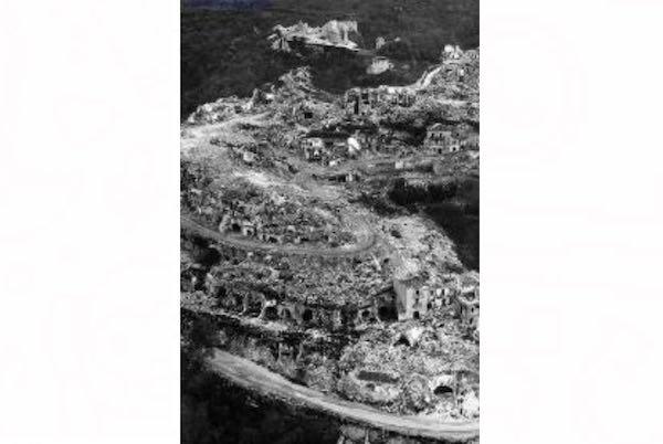 La colonna di soccorso di Orvieto al terremoto in Irpinia nel 1980