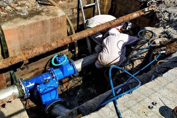 Guasto alla rete idrica di Attigliano, avviato l'intervento di riparazione