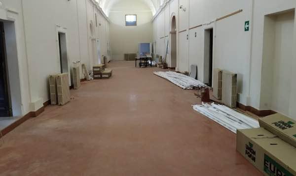 Lavori di riqualificazione energetica al plesso scolastico di Sant'Agostino