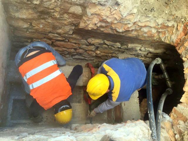 Lavori alla rete idrica, possibili temporanee interruzioni