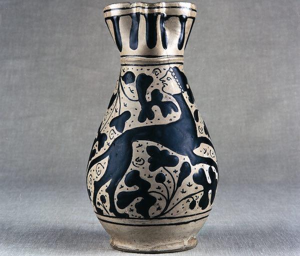 La Zaffera al Museo della Ceramica della Tuscia