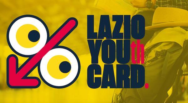 """""""Lazio Youth Card"""", fioccano adesioni per la Carta Giovani d'Europa"""