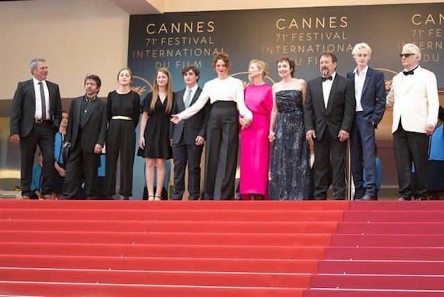 """""""Lazzaro Felice"""" incanta Cannes, oltre dieci minuti di applausi"""